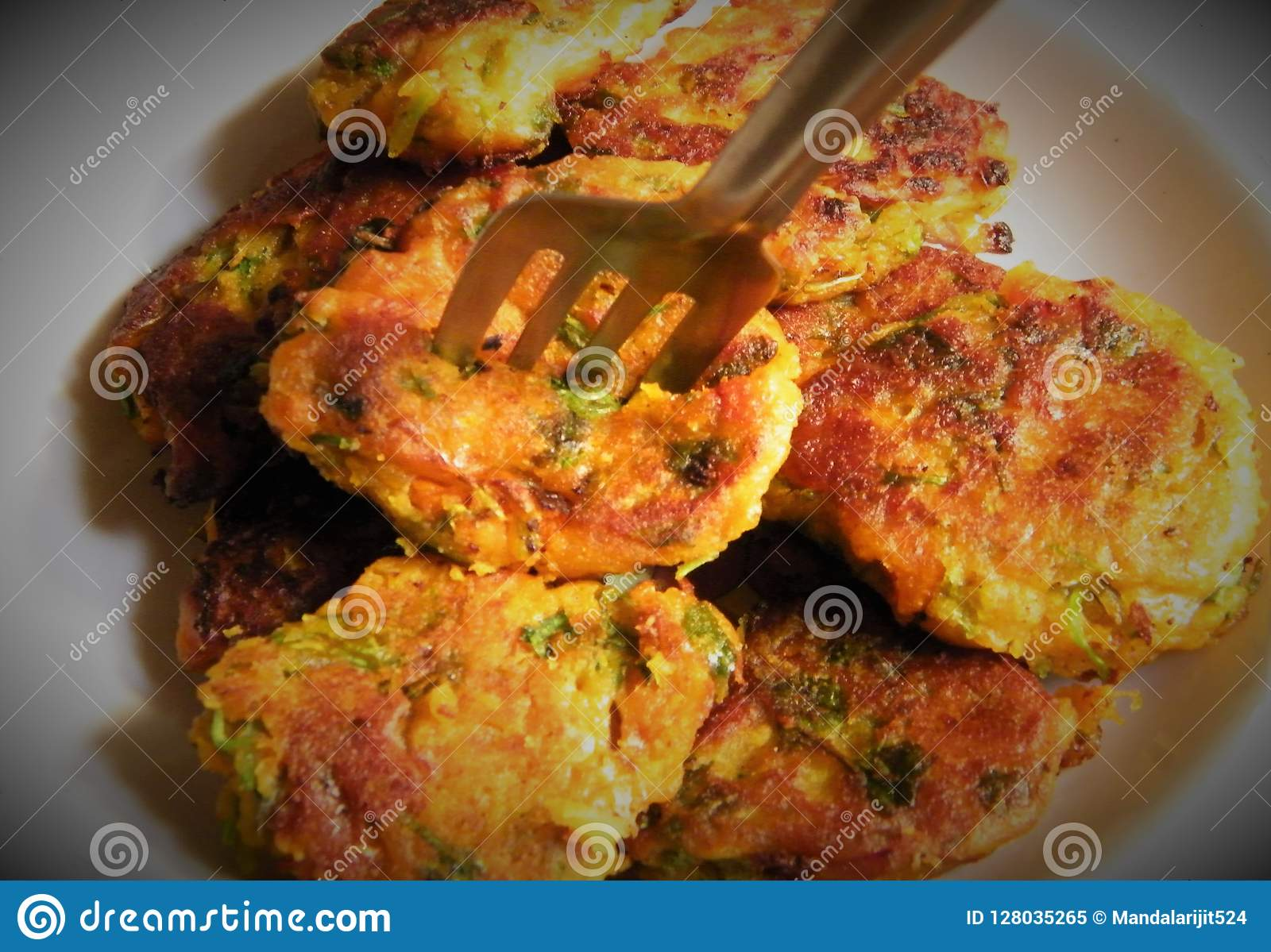 This a kind of veg pakora