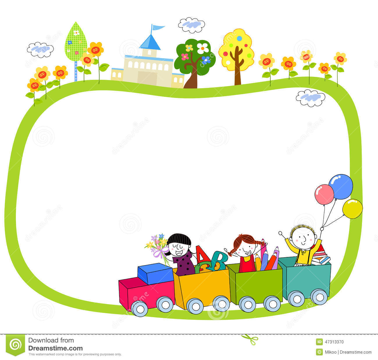 Rainbow Track With  Free Cars