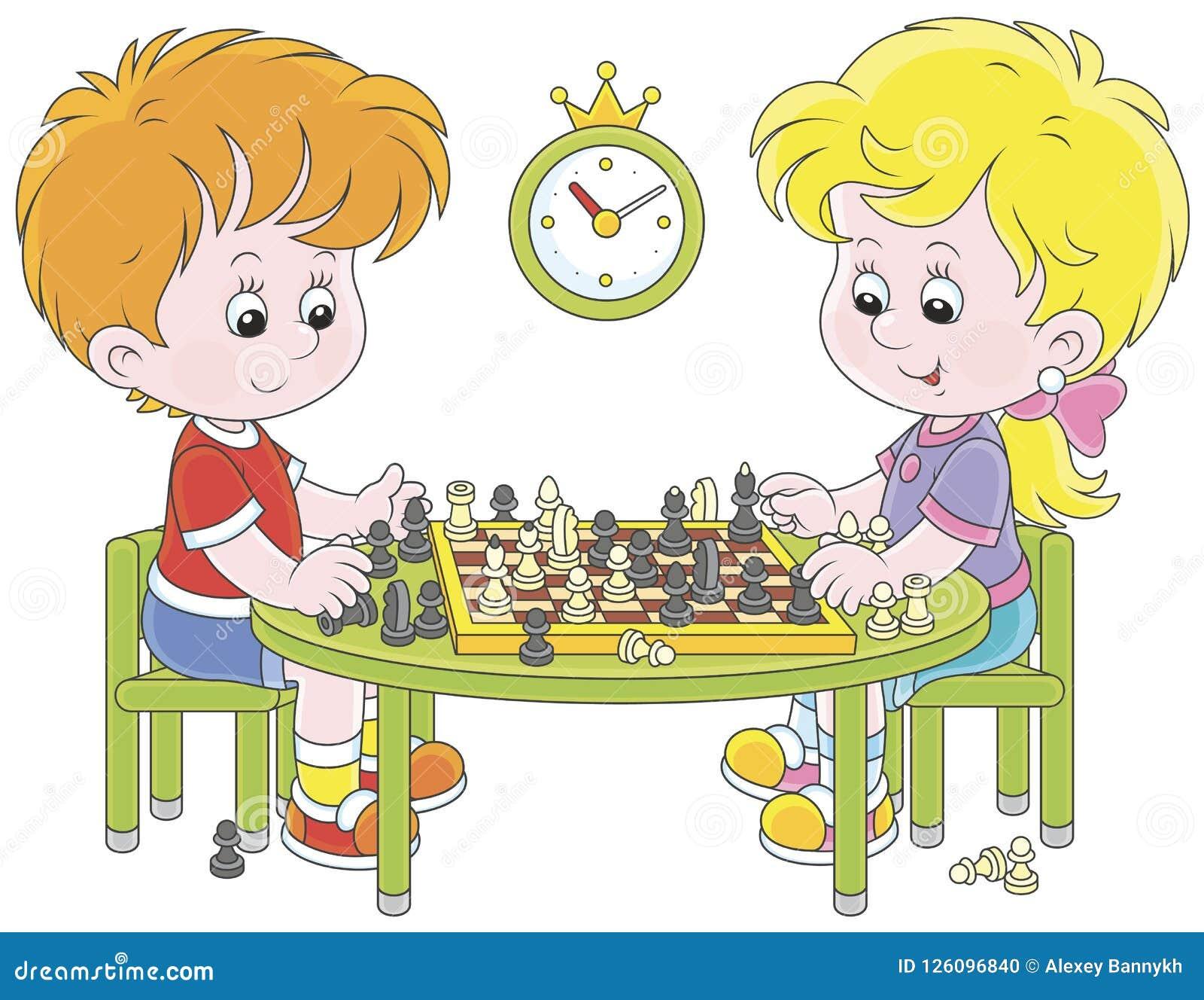 Kostenlosen Schach Spilen