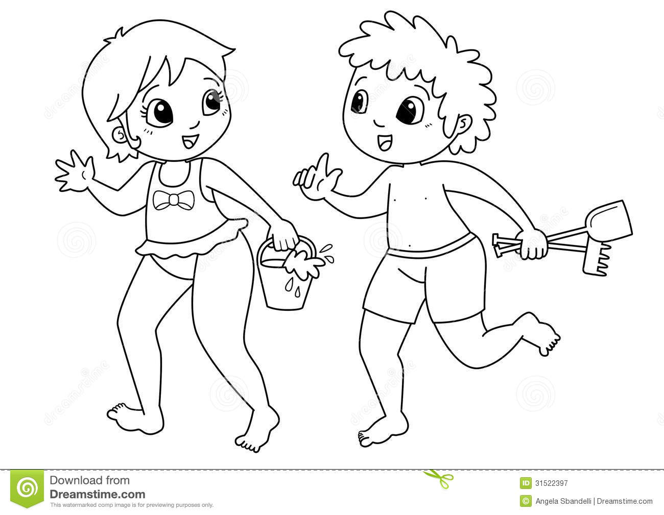Collection Of Coloring Book Photos Illustrations Dreamstime Id21320