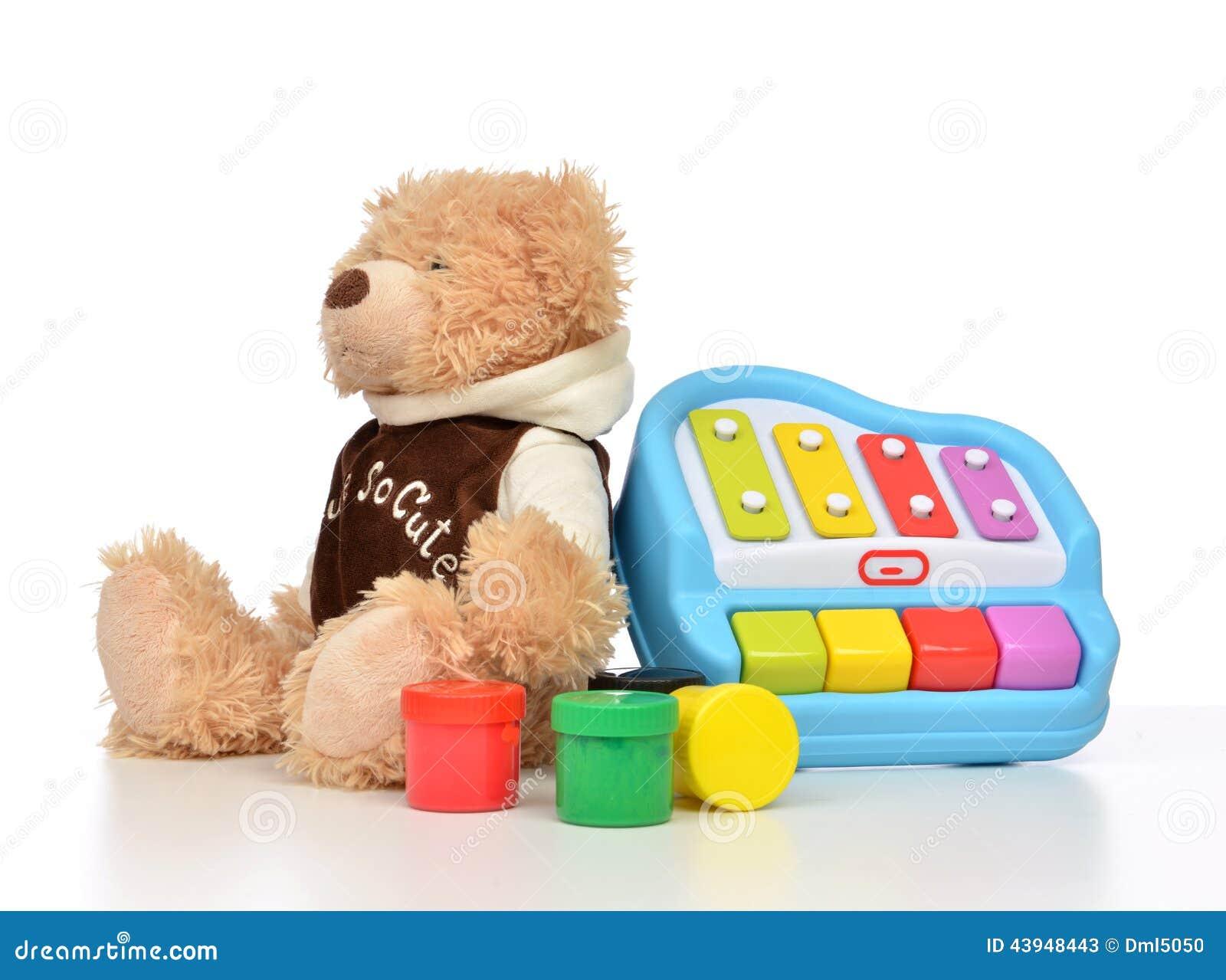 Groß Teddybär Färbung Zeitgenössisch - Malvorlagen Ideen - blogsbr.info