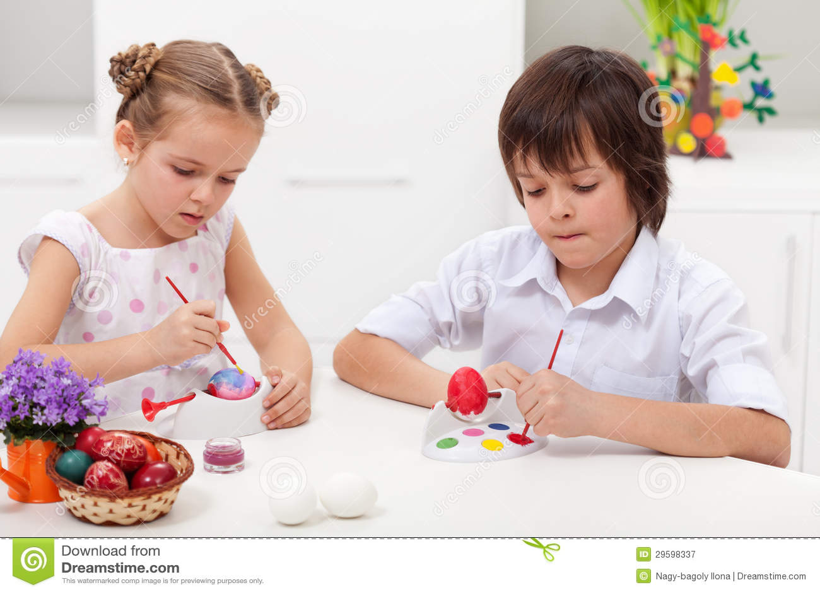 Schilderen kind jongen maison design risofu