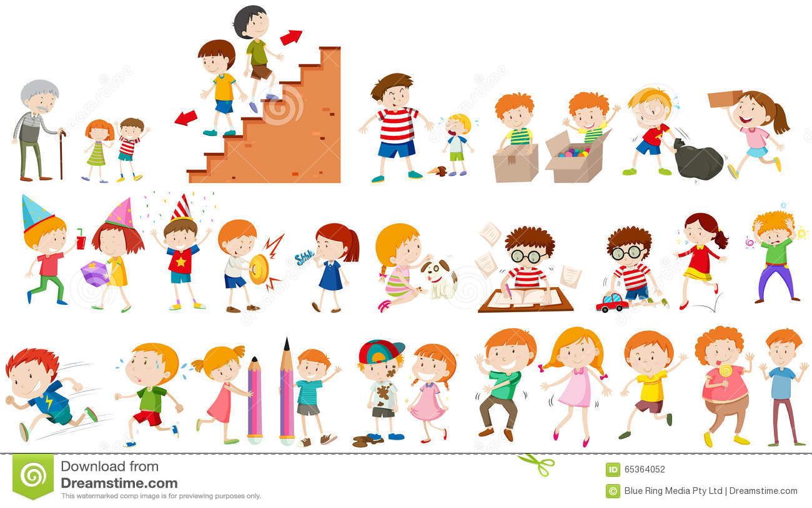 activiteiten met kinderen