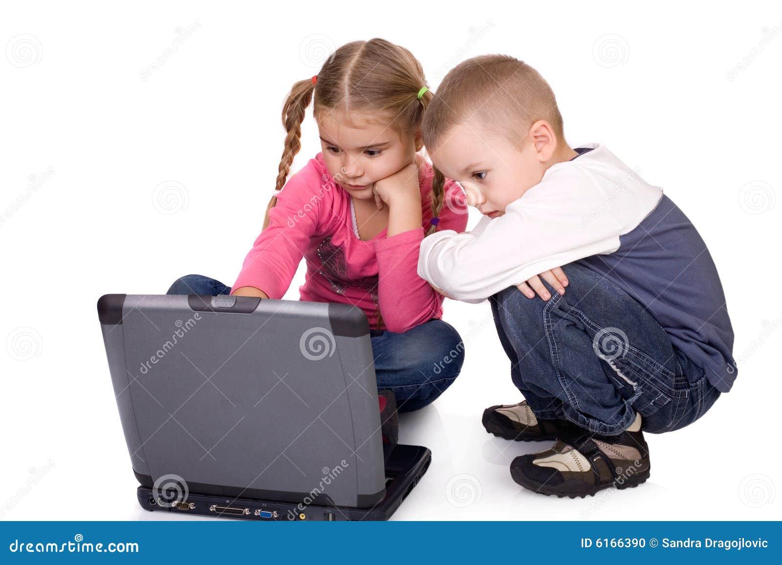 Kinderen en computer