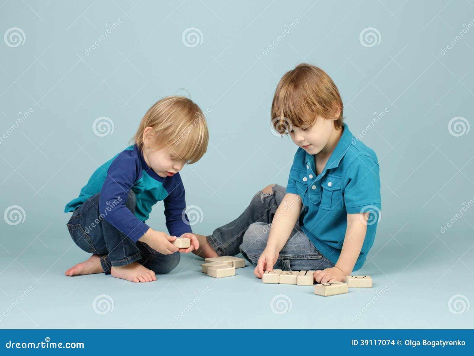 Kinderen het Spelen