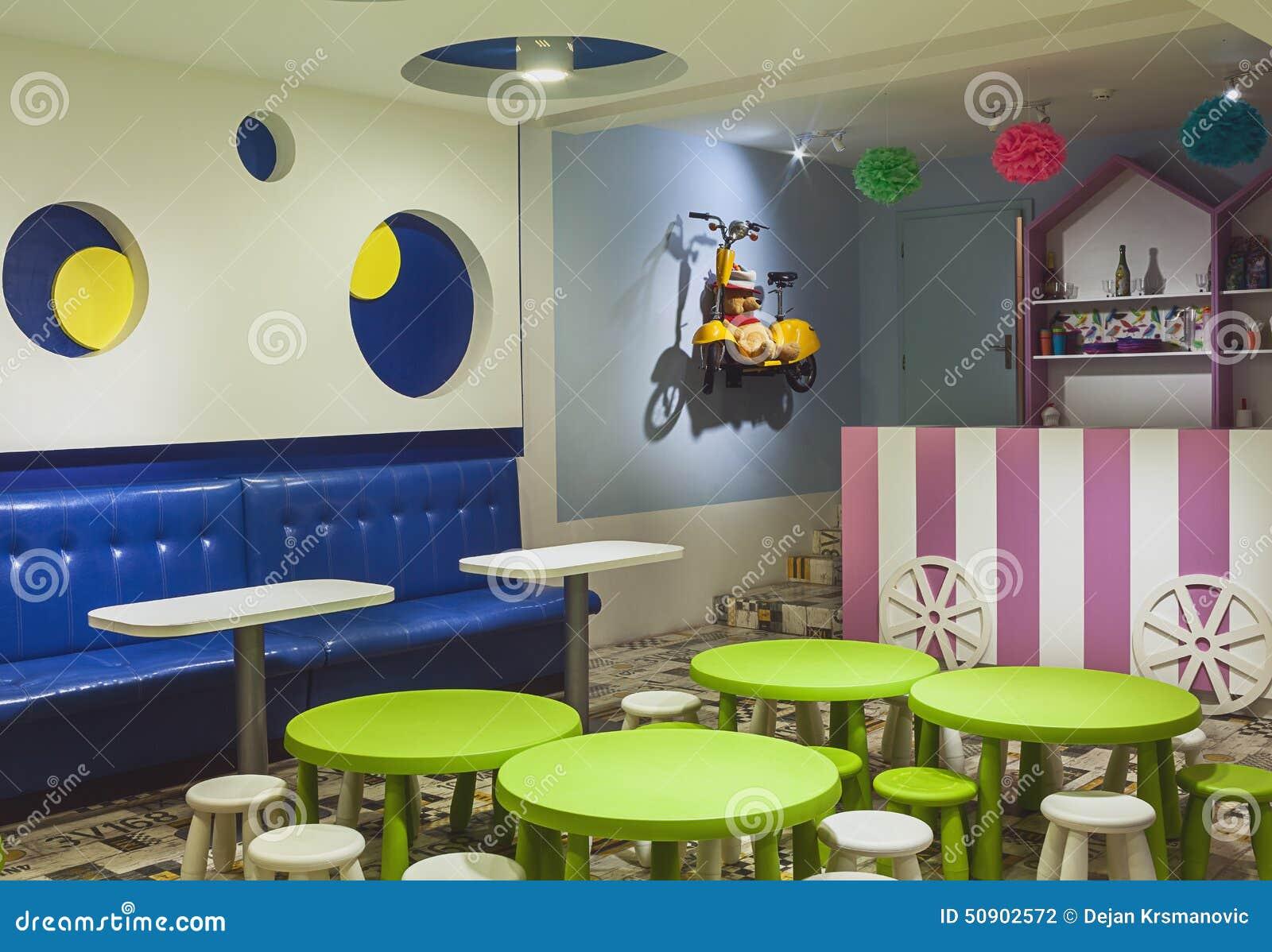 Kindergarten stock photo. image of safety furniture 50902572