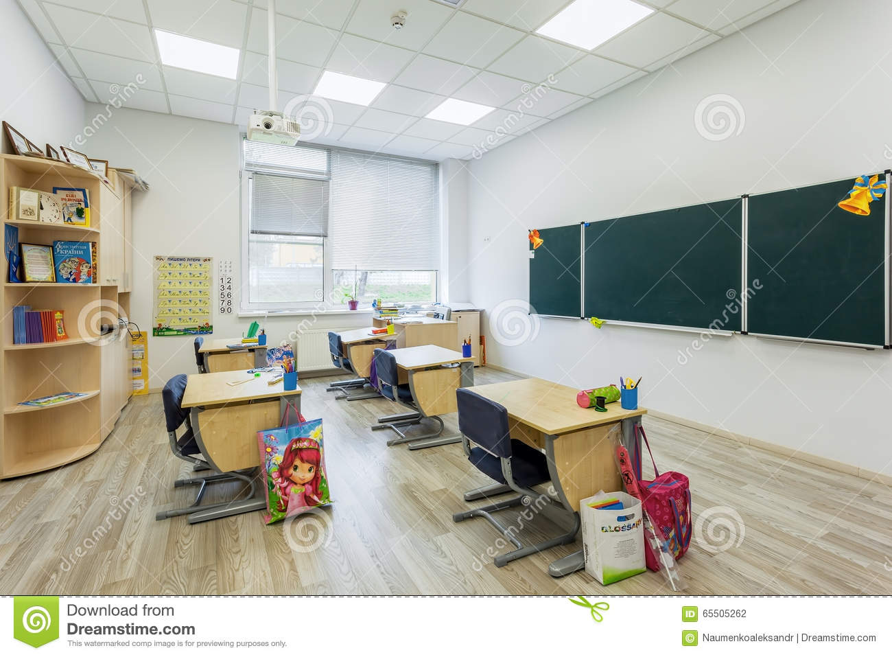 Modern Preschool Classroom Furniture : Kindergarten preschool classroom of the academy modern