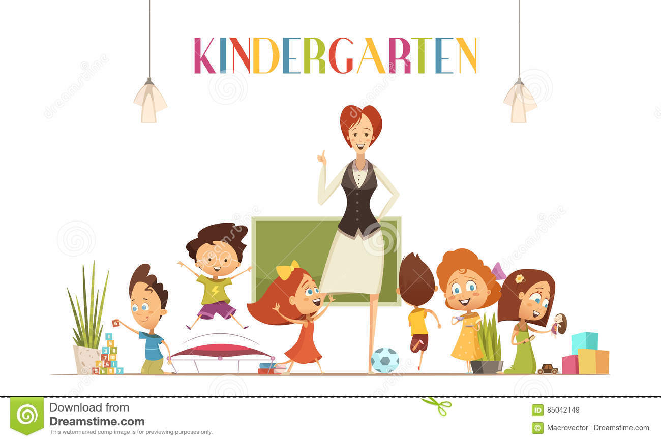 cartoon kindergarten teacher images galleries with a bite. Black Bedroom Furniture Sets. Home Design Ideas