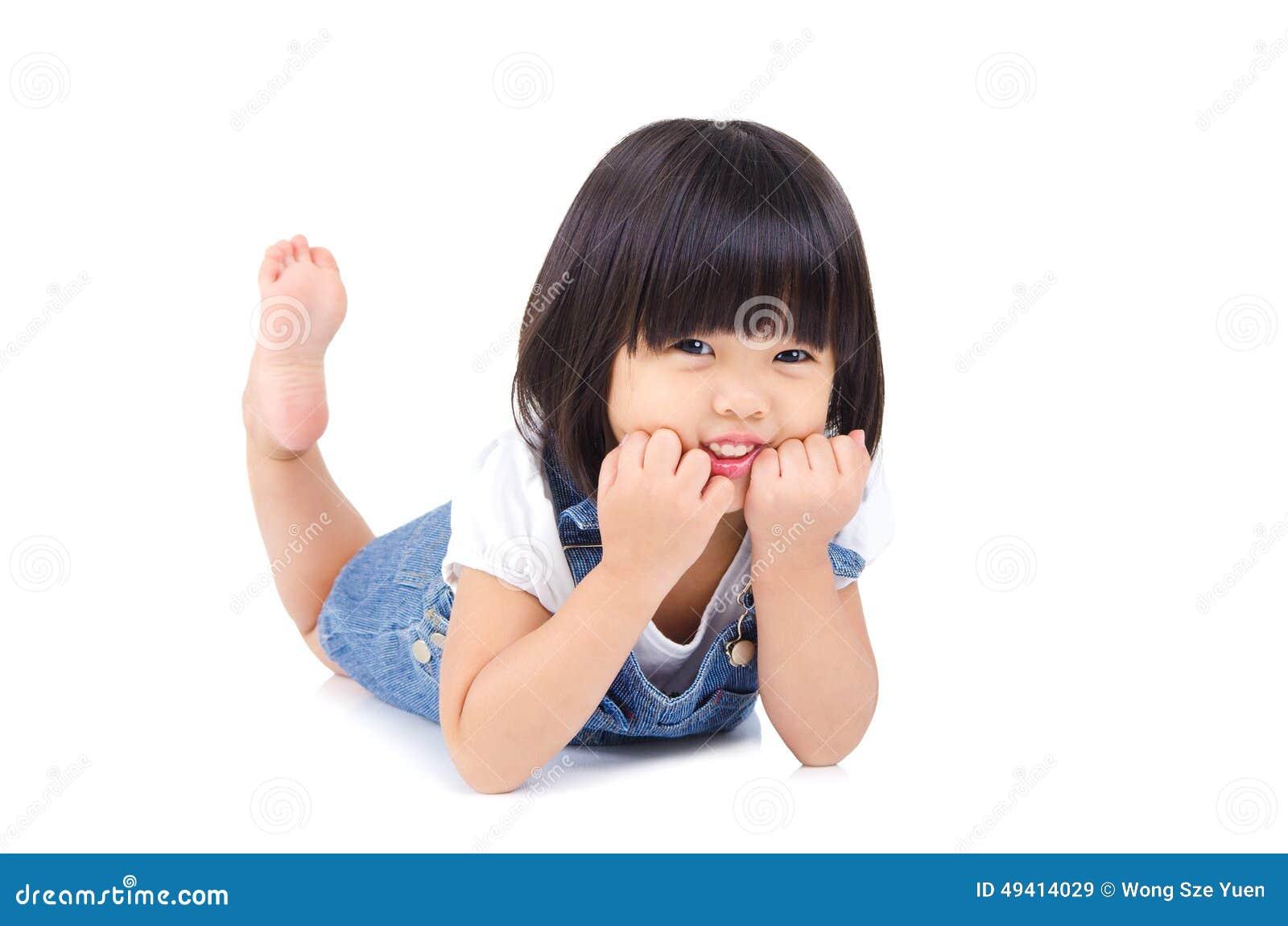 Download Kinderporträt stockbild. Bild von frau, unschuld, mädchen - 49414029
