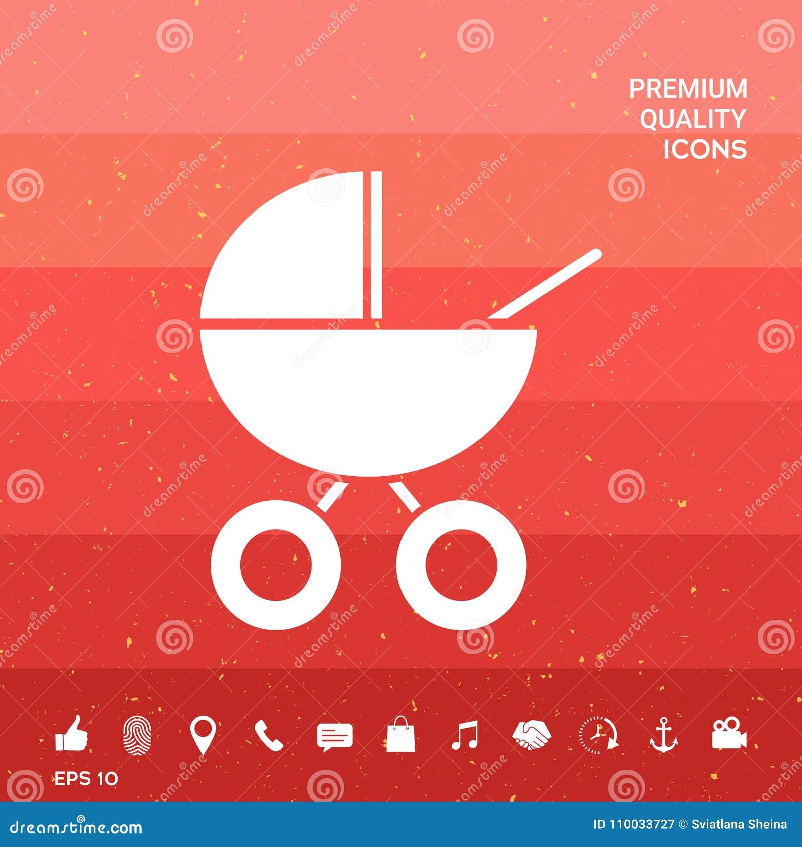 Kinderwagenpictogram