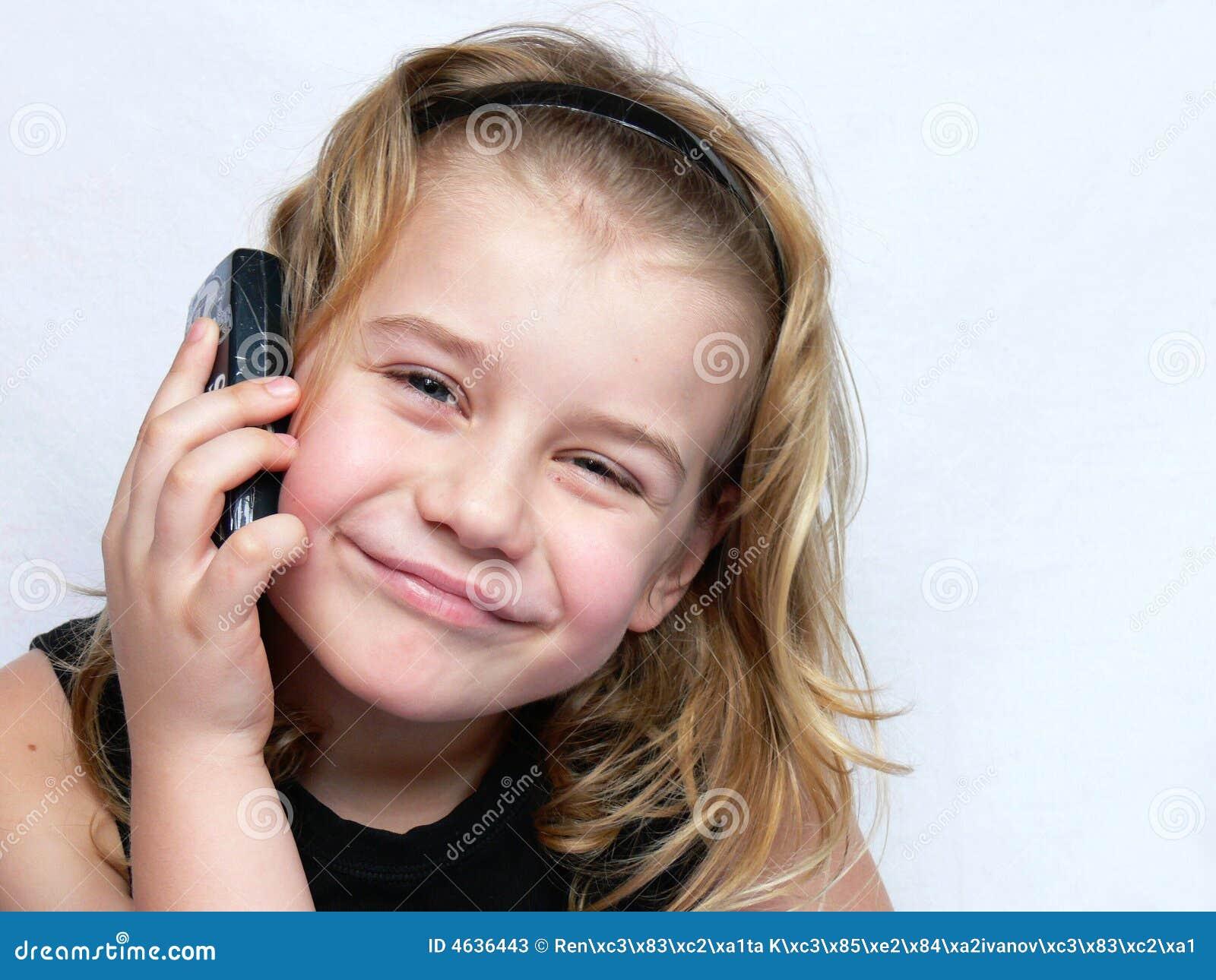 Kindgesprächstelefon
