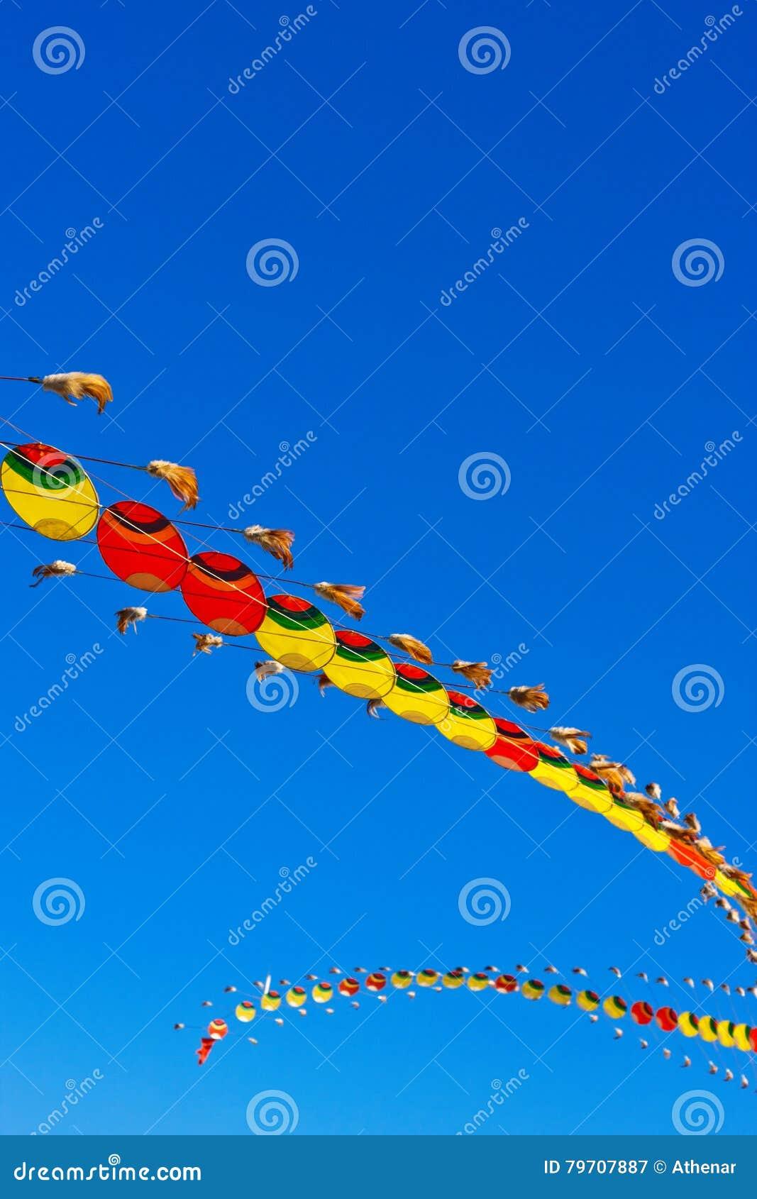 Kines drake-format flyga för drakar