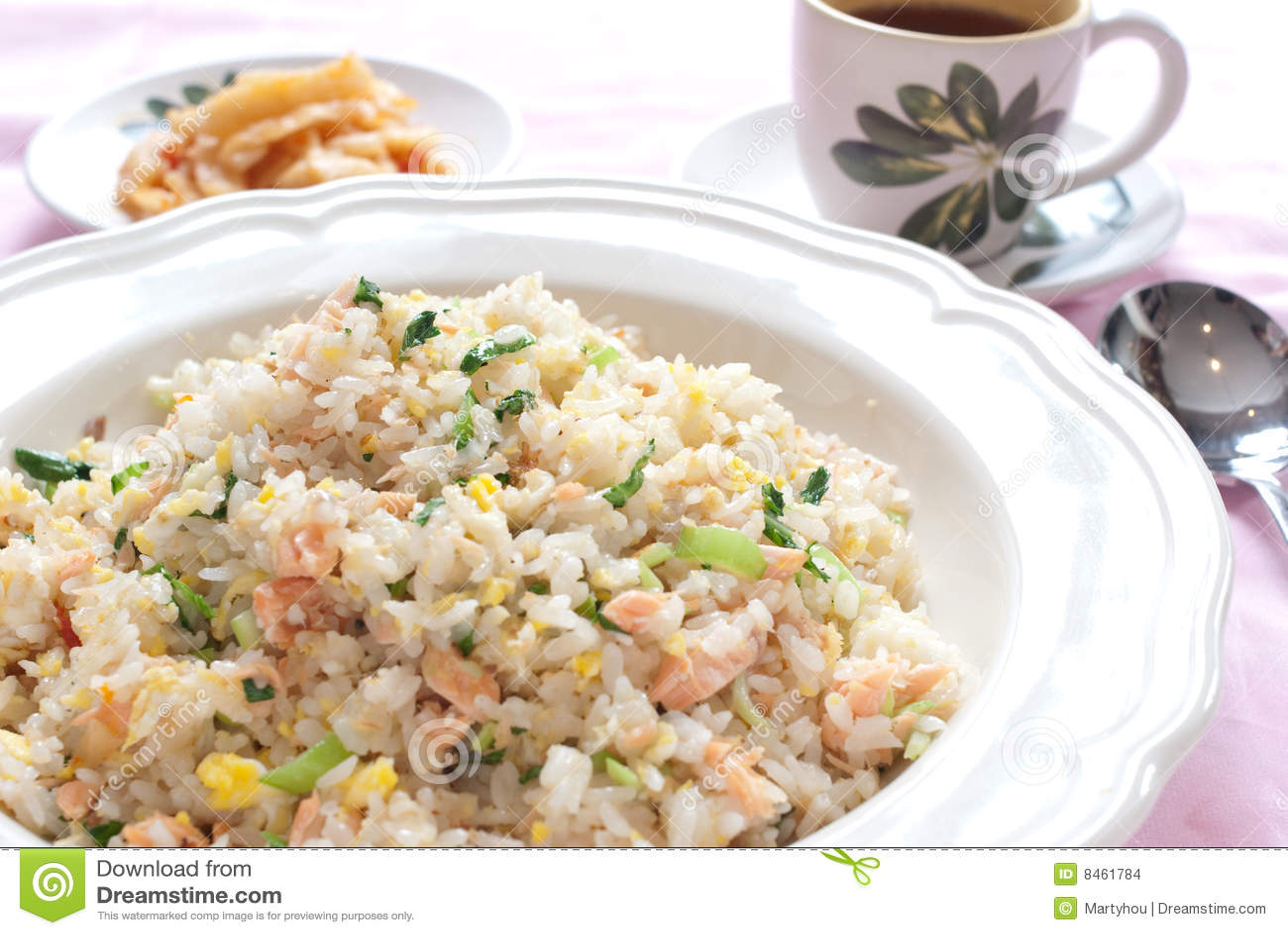 Kines stekt rice