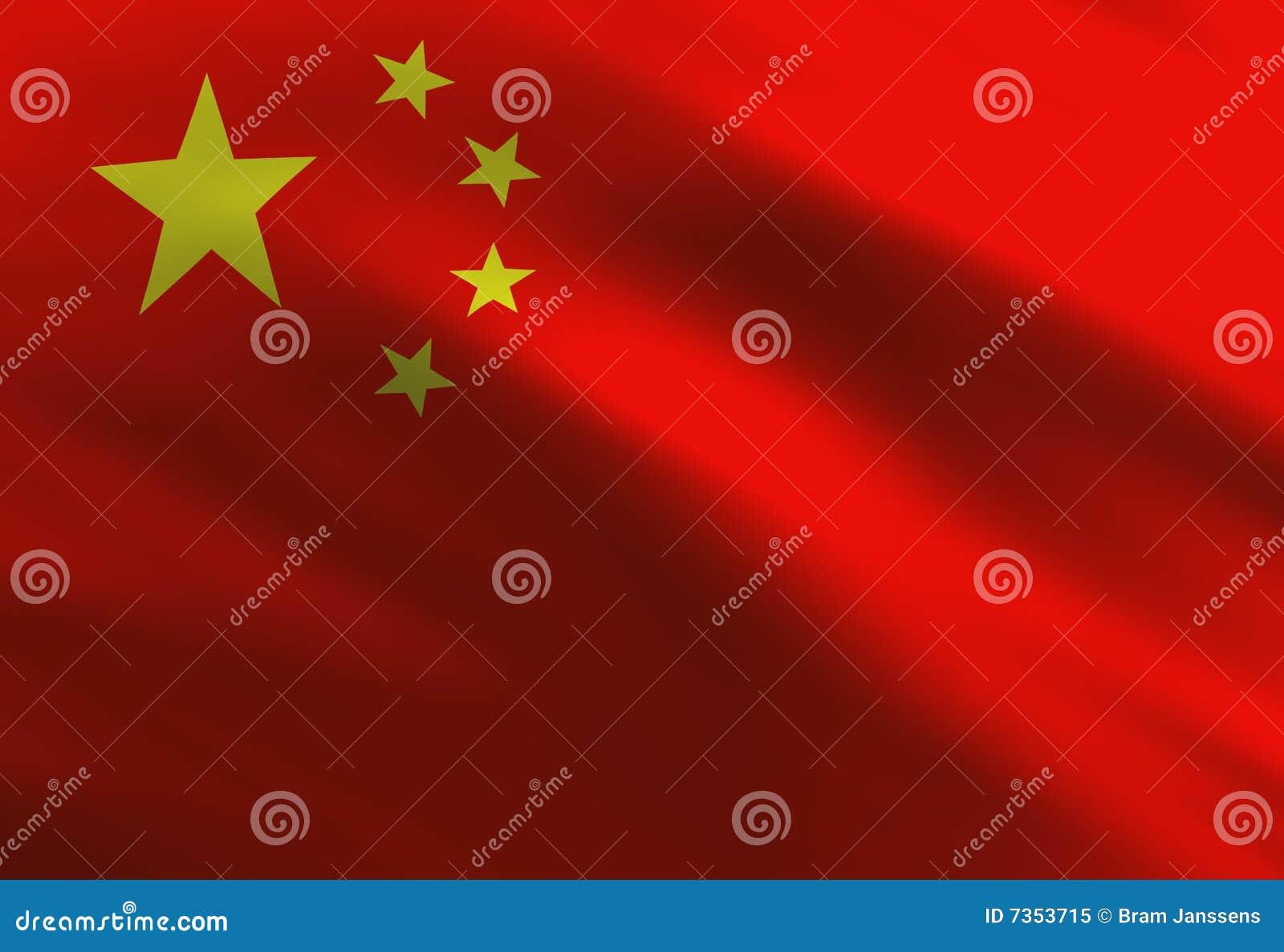 Kinesen sjunker