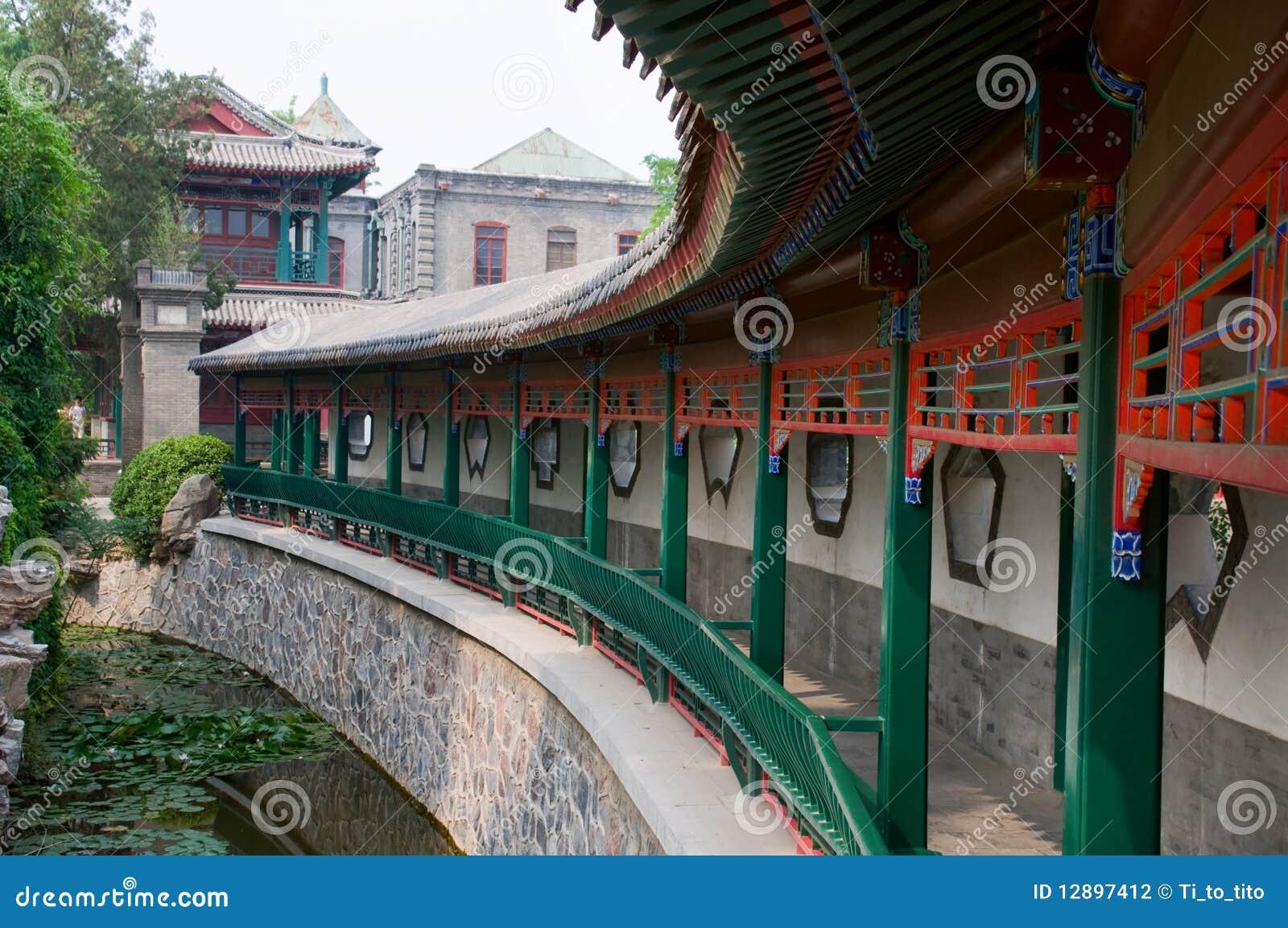 Kinesisk korridor