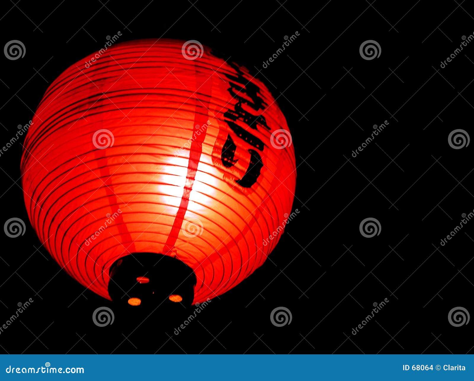 Kinesisk lampa