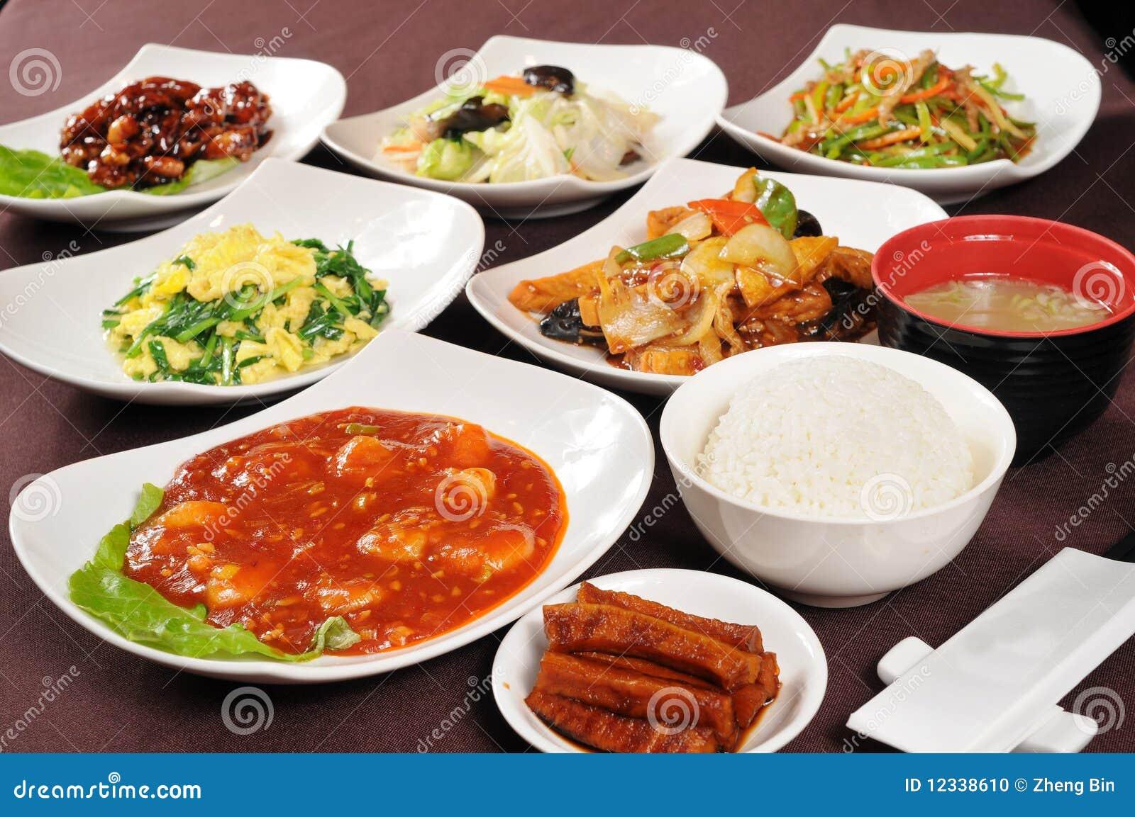 Kinesisk mat