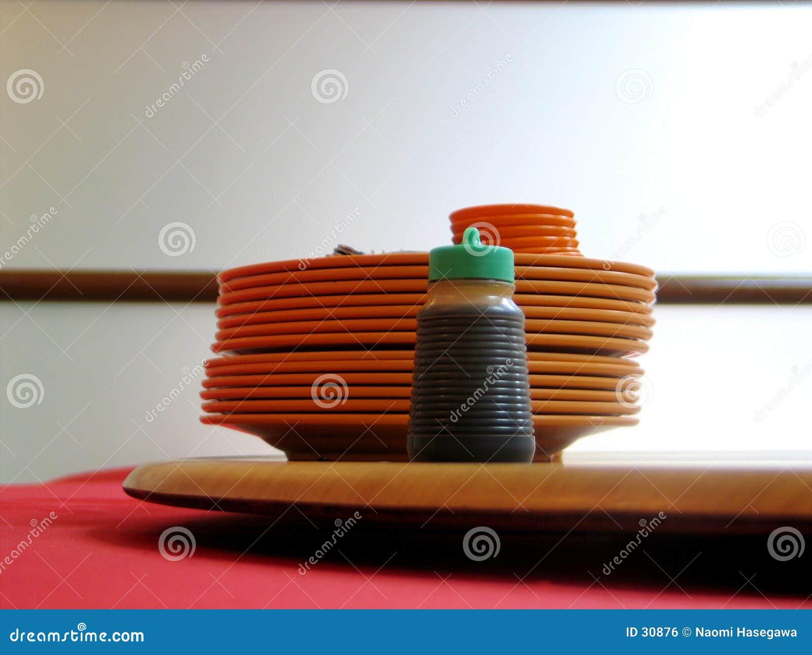 Kinesisk matställe