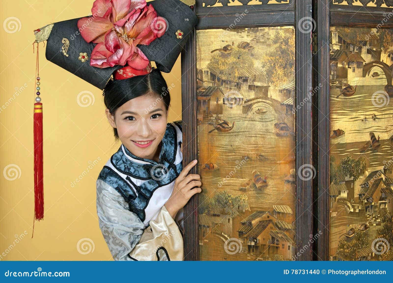Kinesisk prinsessa