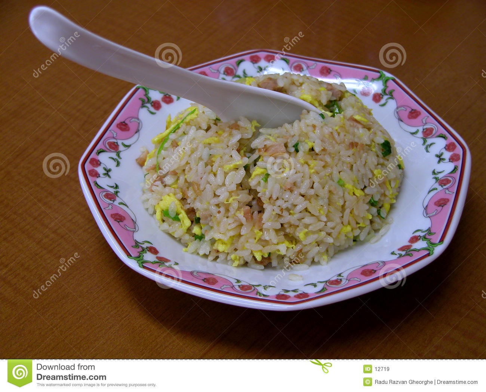 Kinesisk rice
