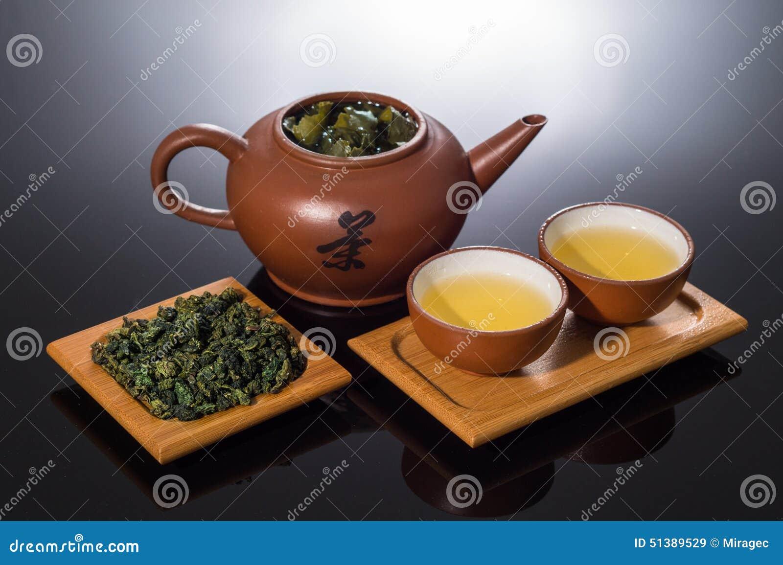 Kinesisk tea