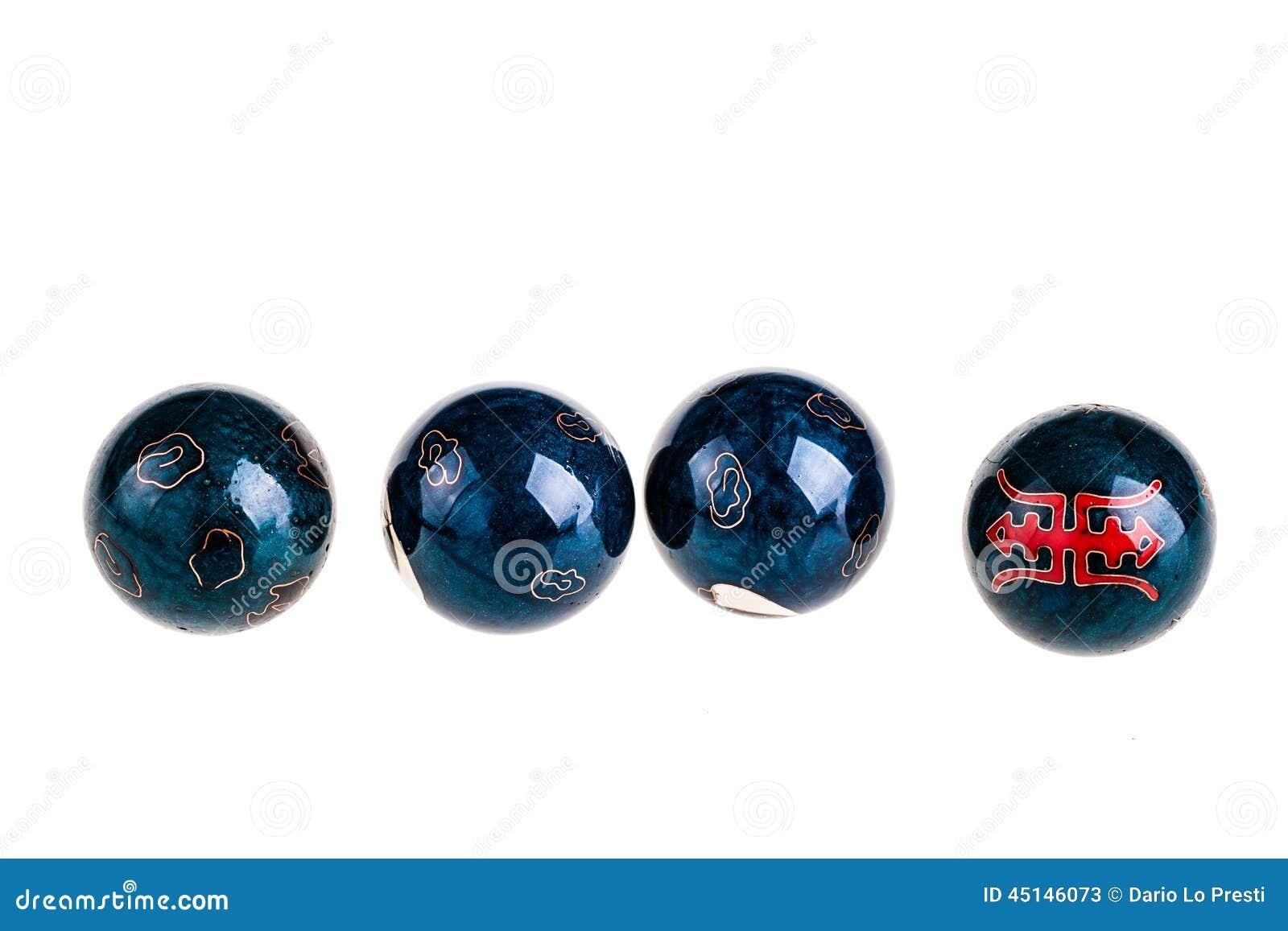 Kinesiska bollar