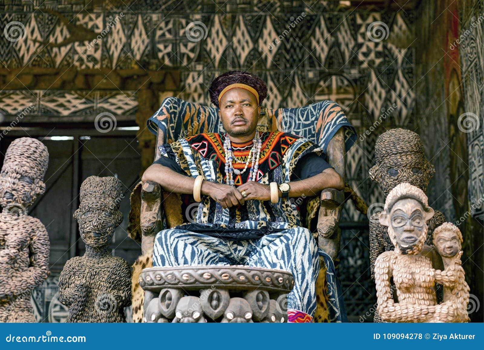 King of Babungo Kingdom, Ndofua Zofoa III