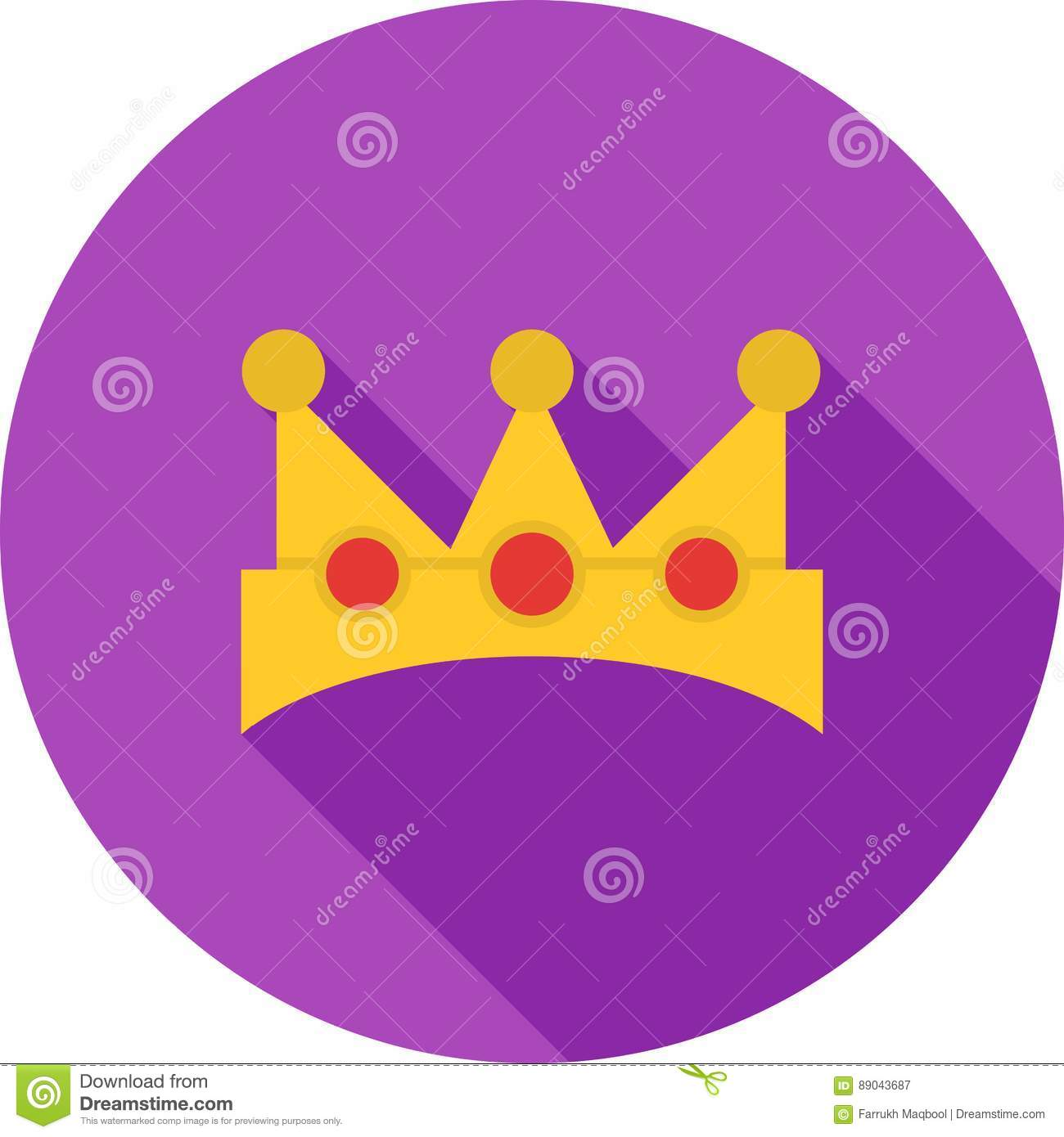 King Crown stock vector  Illustration of game, card, crown