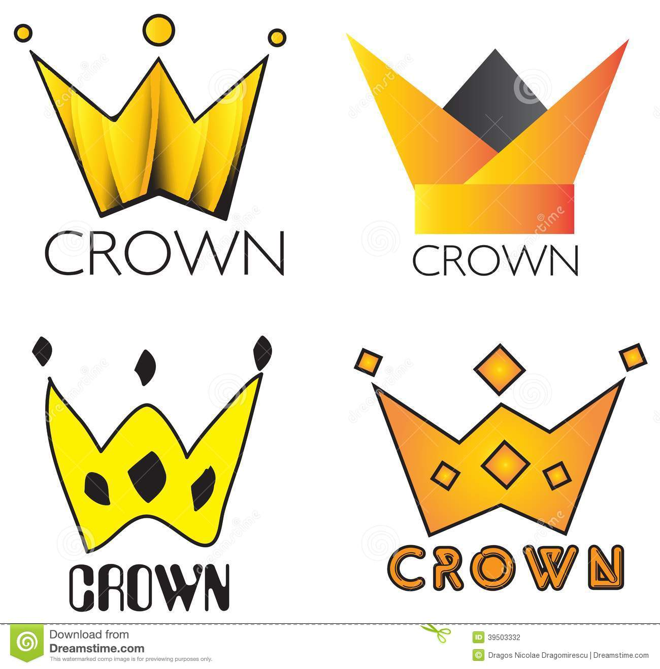 40 Creative King and Crown Logo Design inspiration for you | Logos ...