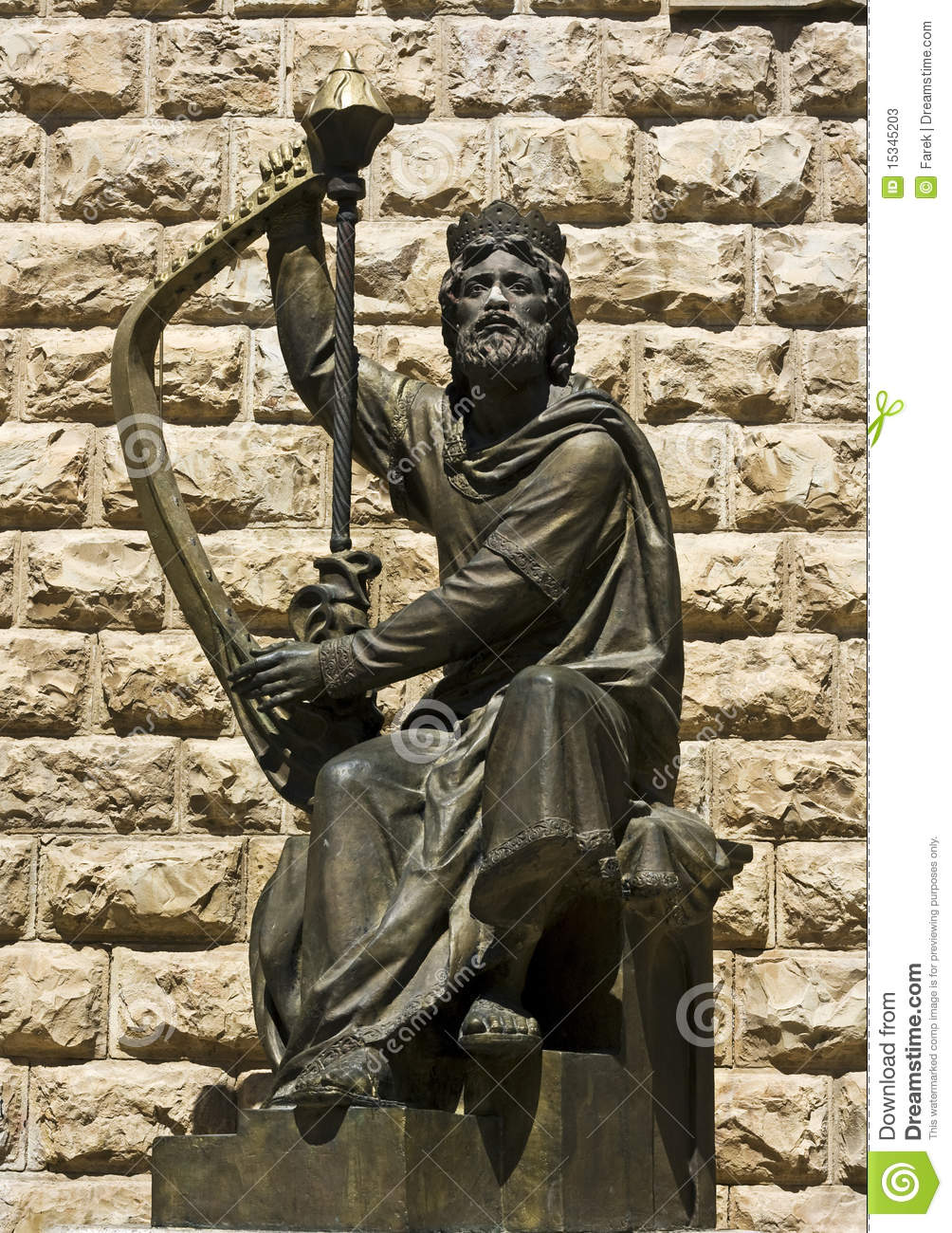 the leadership style of king david essay The best way to influence is to use the right leadership style and to do that the autocratic style david and ingres, before 1815.