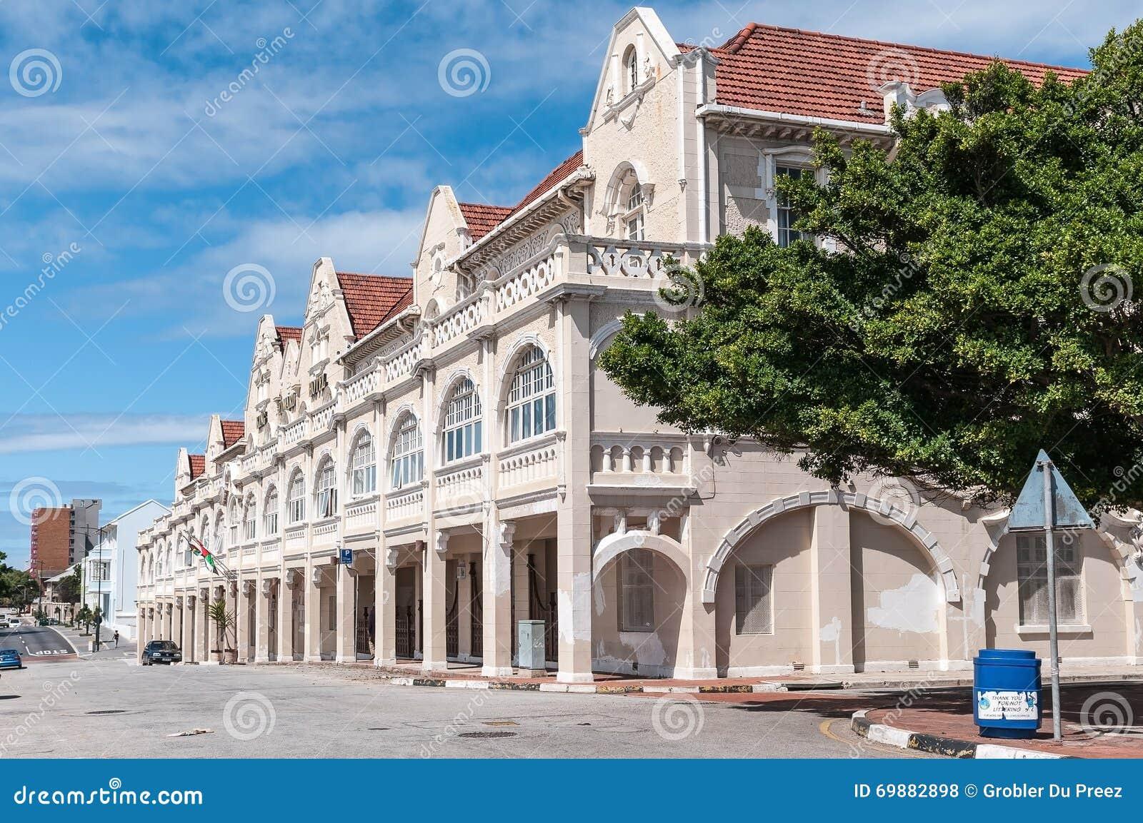 Donkin street port elizabeth south africa royalty free stock photography - Port elizabeth afrique du sud ...