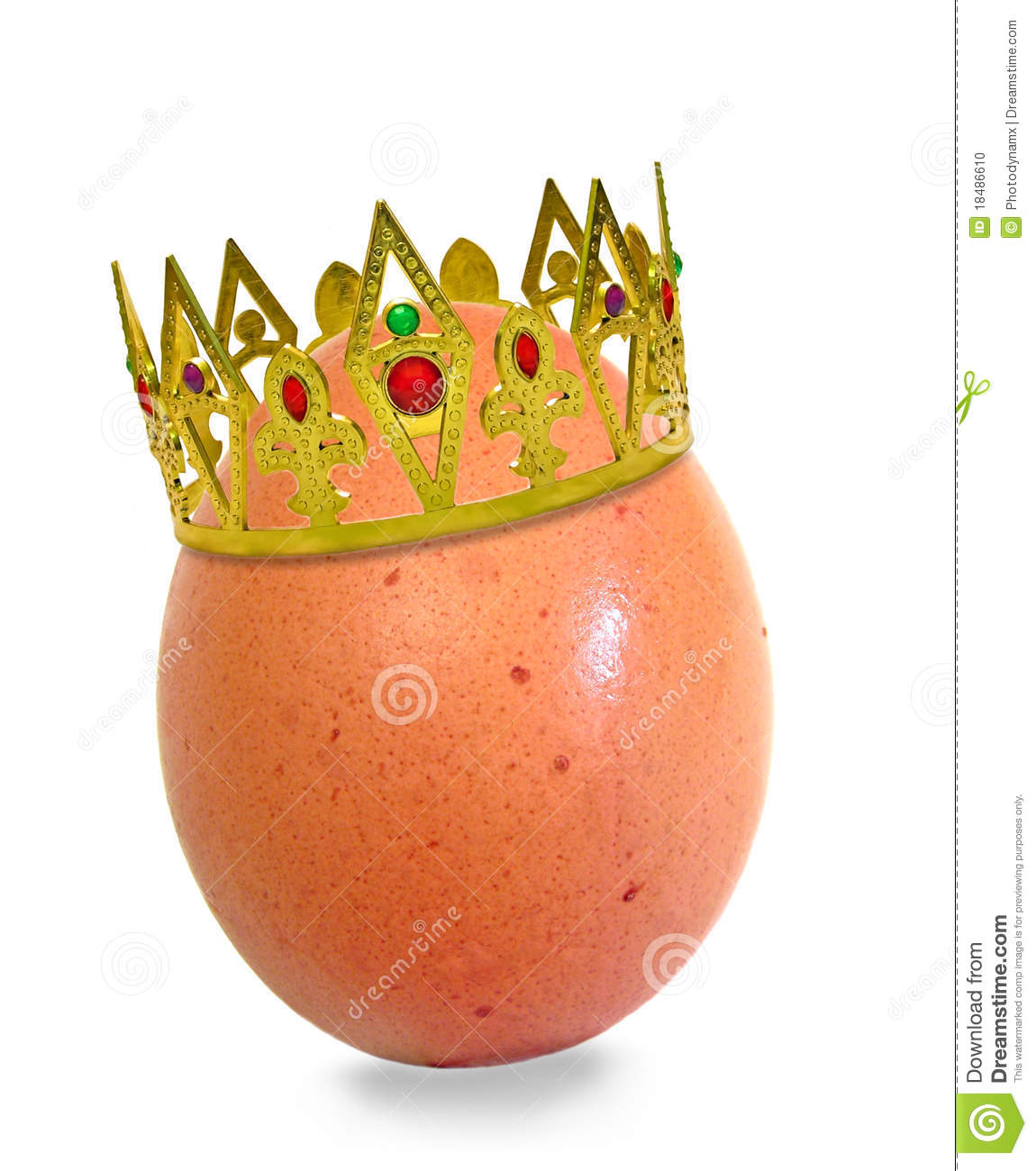 king of eggs stock photo  image of broken  fried  class