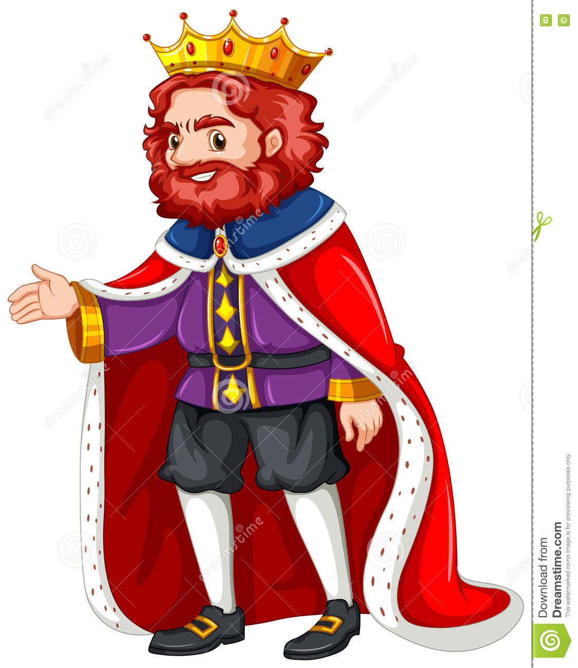 Robe Royal Stock Illustrations 518 Robe Royal Stock Illustrations Vectors Clipart Dreamstime