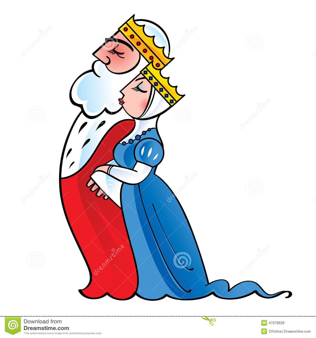 King And Queen Stock Vector Illustration Of Monarch 47078628 Canon Eos Couple Teddies Bear Royal Majesty