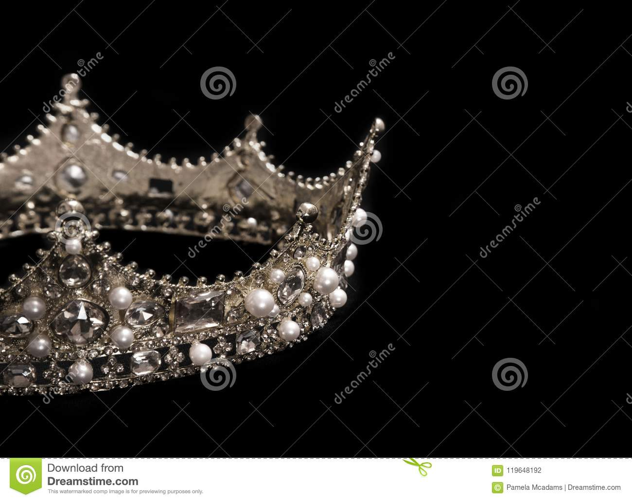 A King or Queens Crown