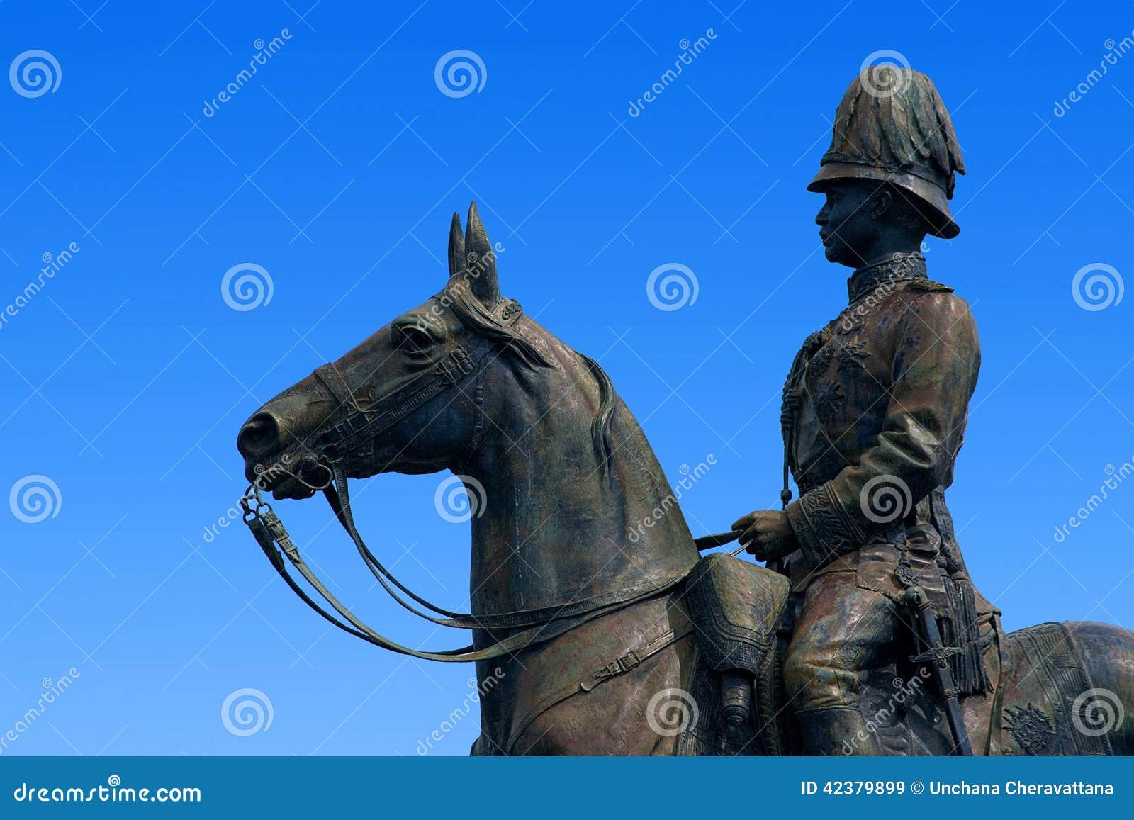 King Rama Five Monument