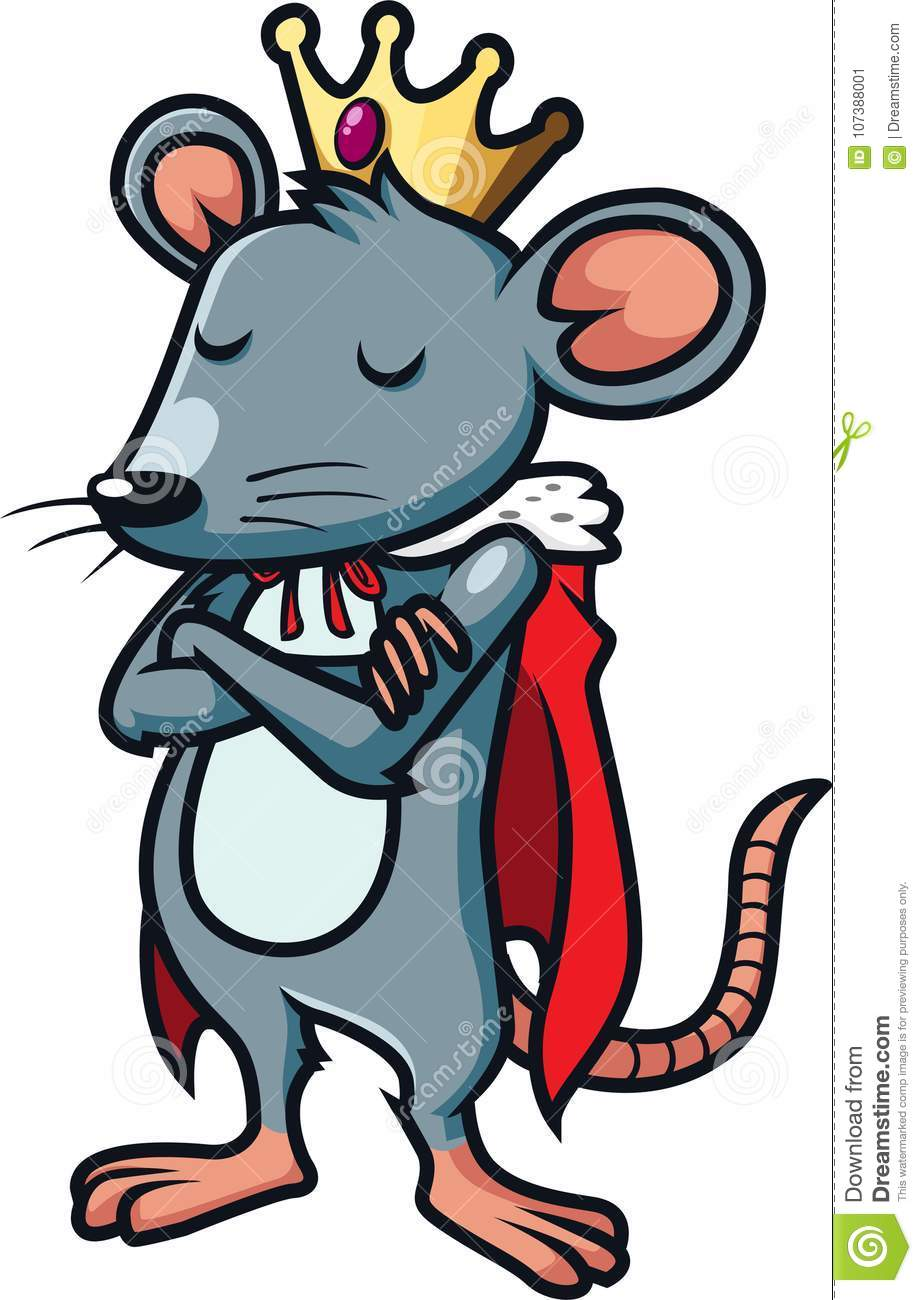 King Rat Stock Illustration Illustration Of King Kings 107388001 A wide variety of crown cartoon options are available to you, such as material, use, and theme. https www dreamstime com king rat wear s clothes crown image107388001