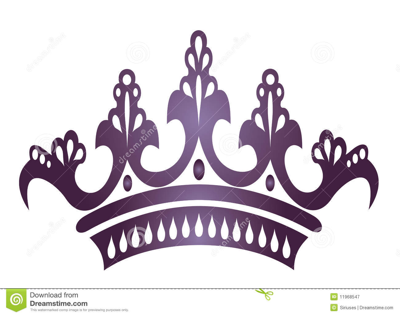 King s crown royalty free stock photography image 11968547