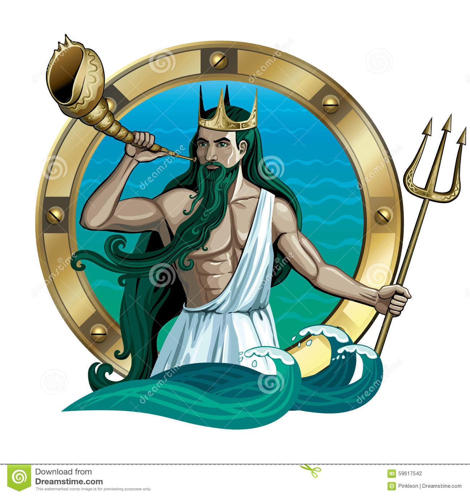 картинки нептуна-морского царя