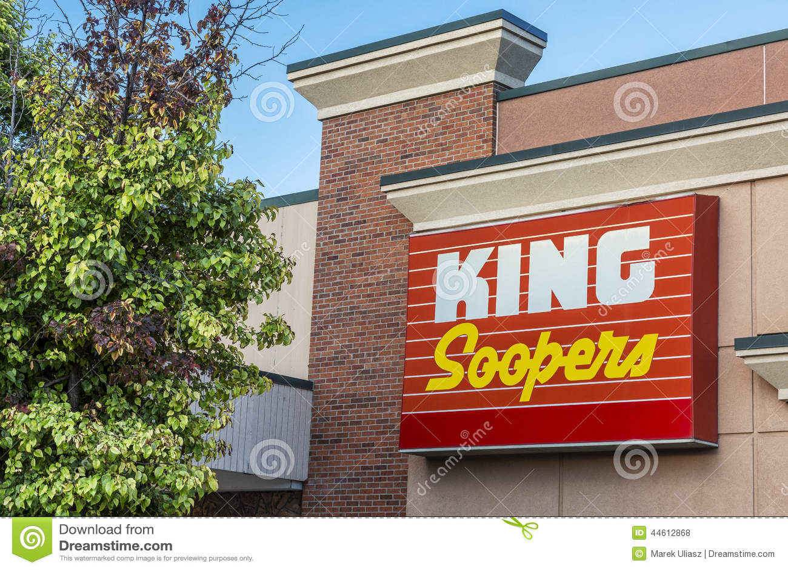 King Soopers Supertmatket Logo Editorial Stock Photo - Image of ...