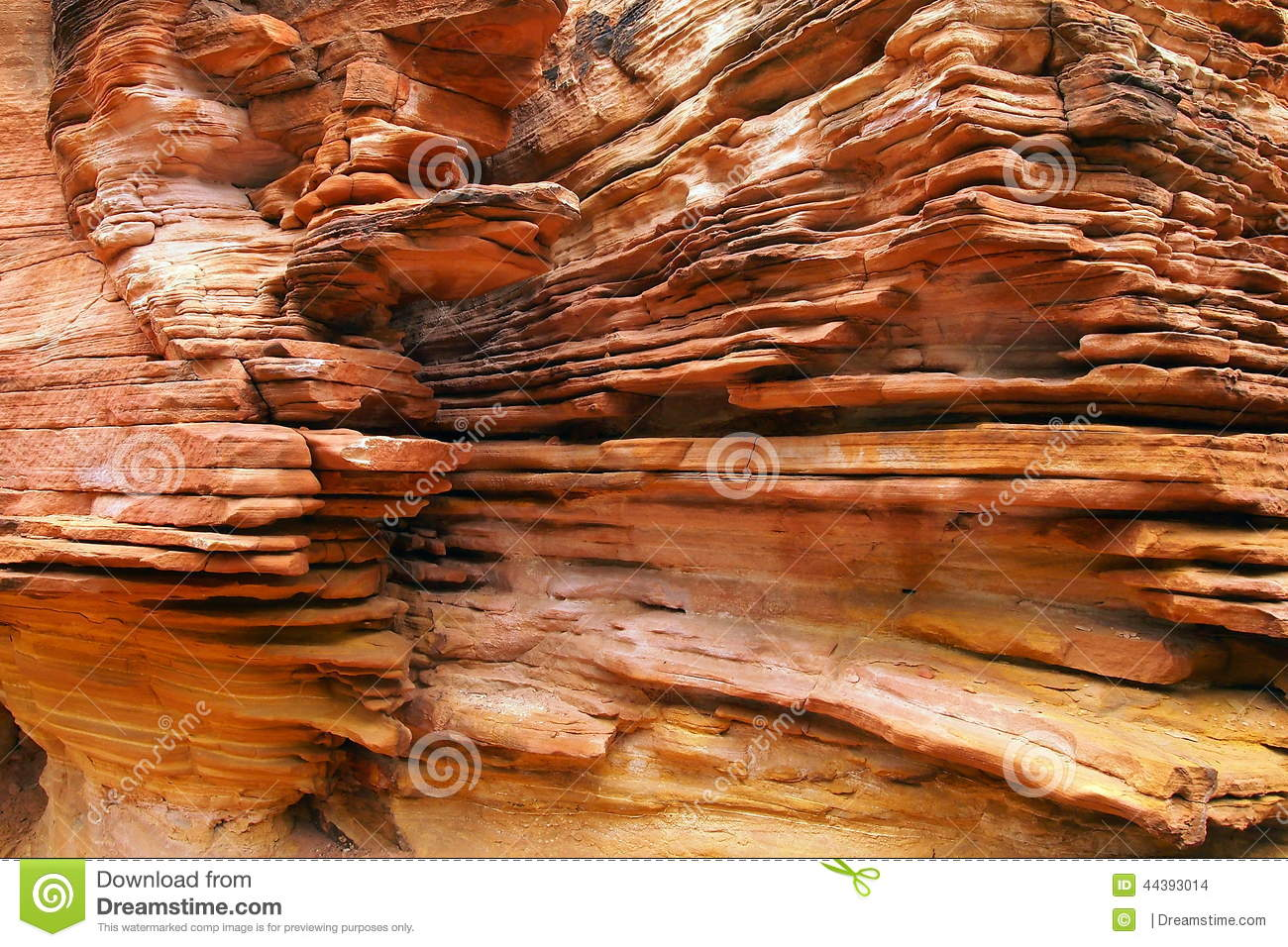 Kings Canyon, Red Centre, Australia