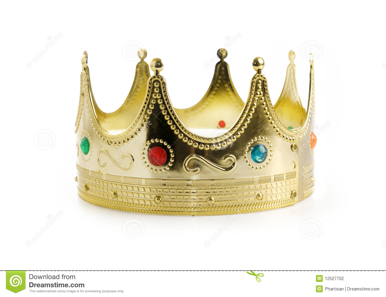 Kings Crown Stock Photography - Image: 12527702
