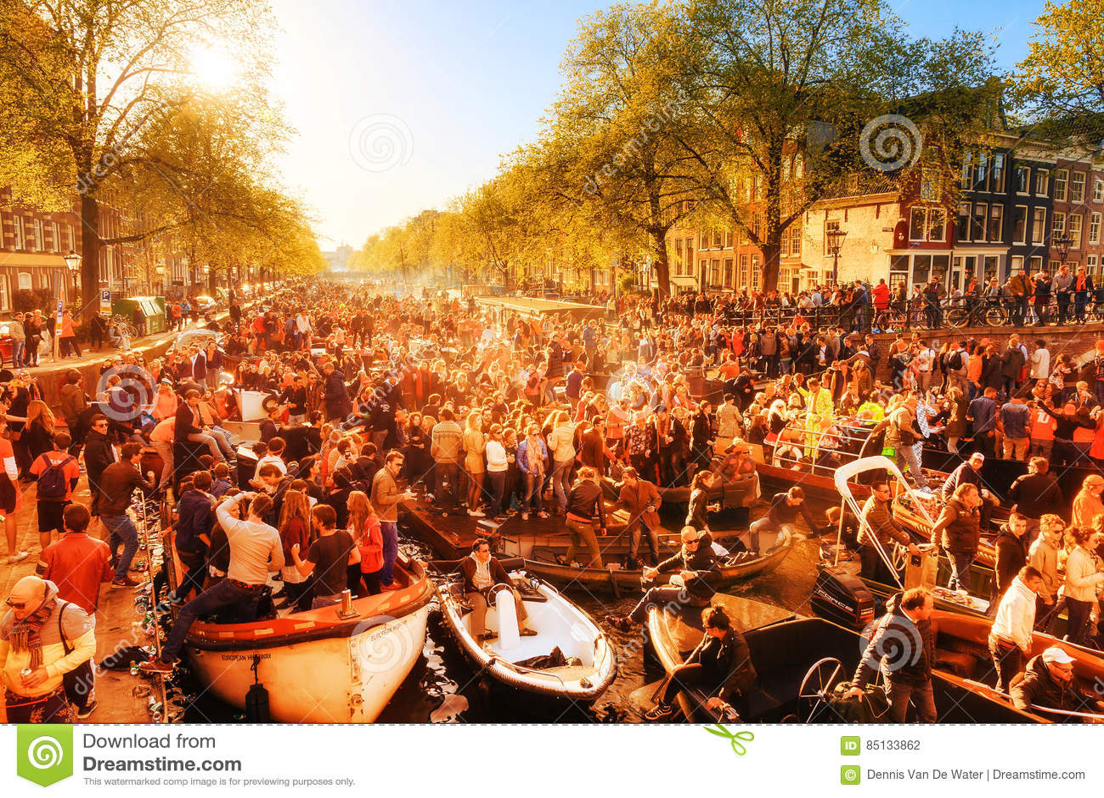 Kingsday Amsterdão