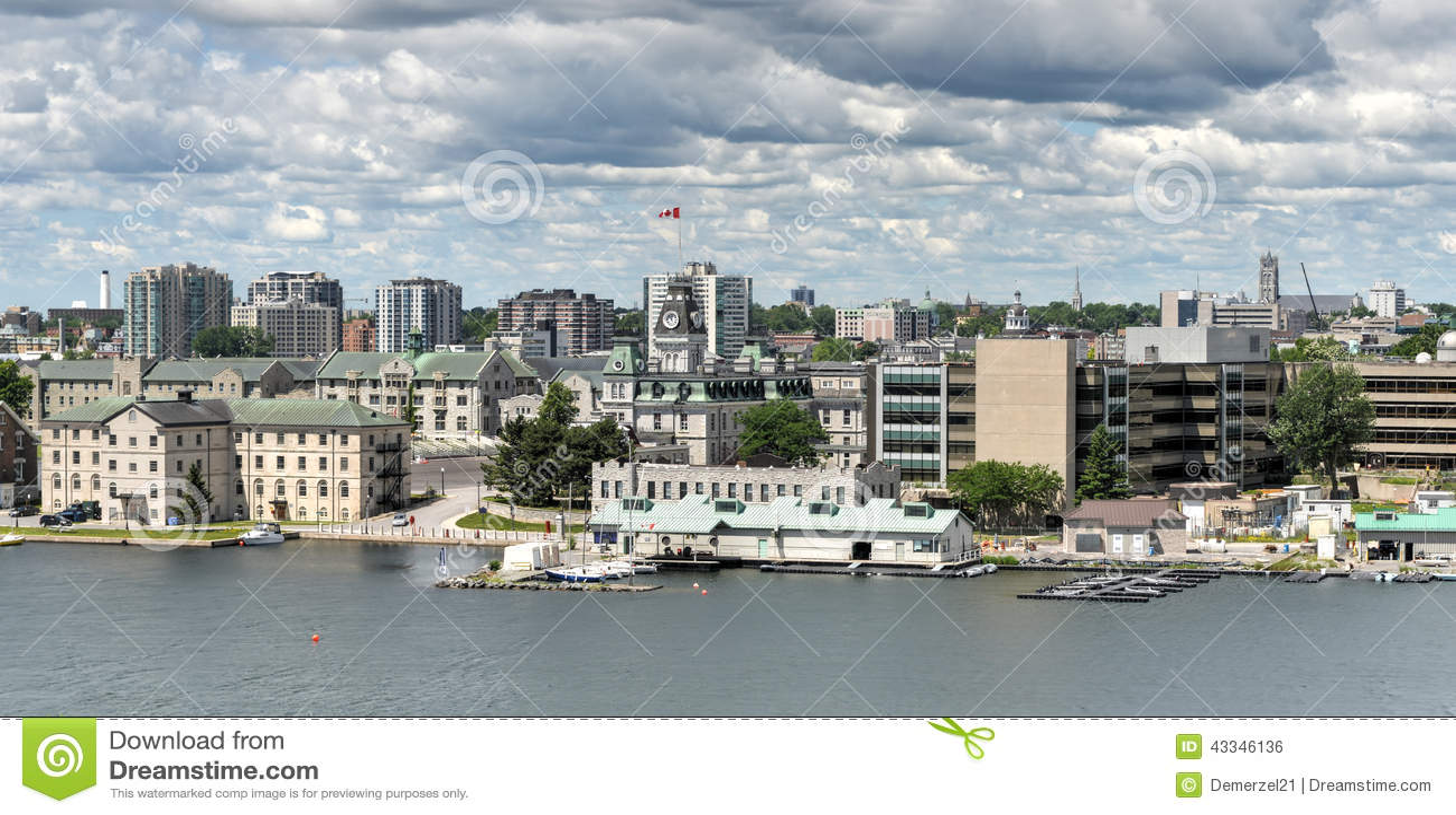 Kingston, Canada d Ontario
