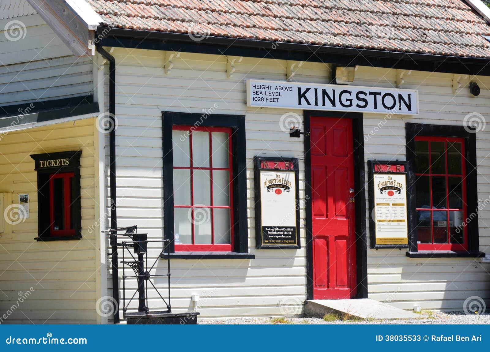 Kingston - Nueva Zelanda
