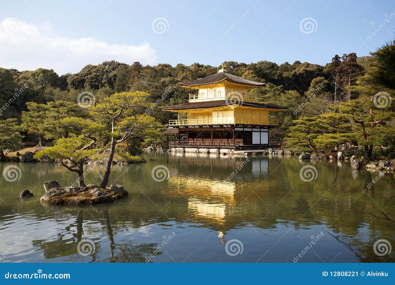 Kinkaku-ji Japão