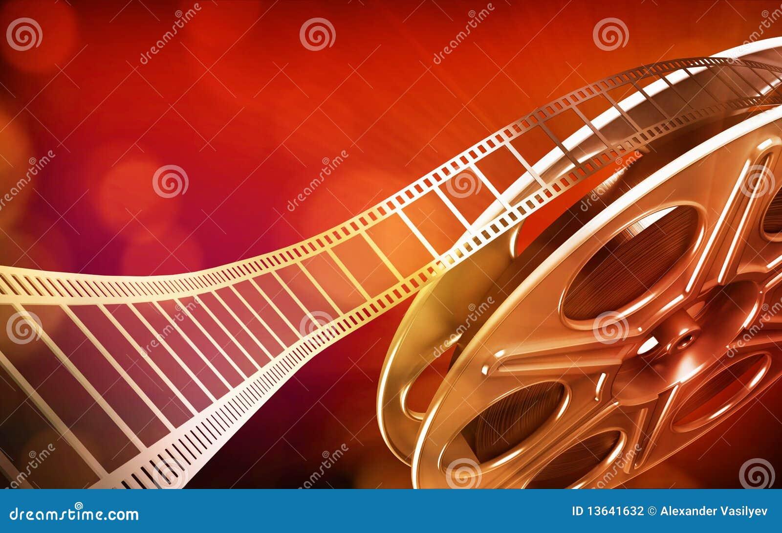 Kinofilmbandspule