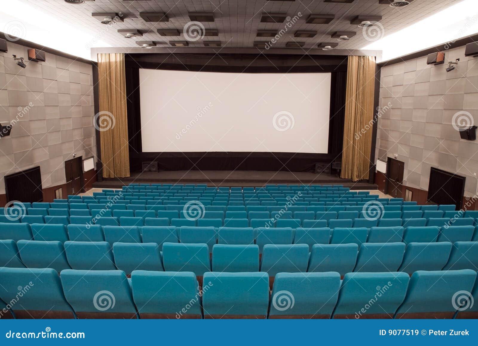 Kinoinnenraum