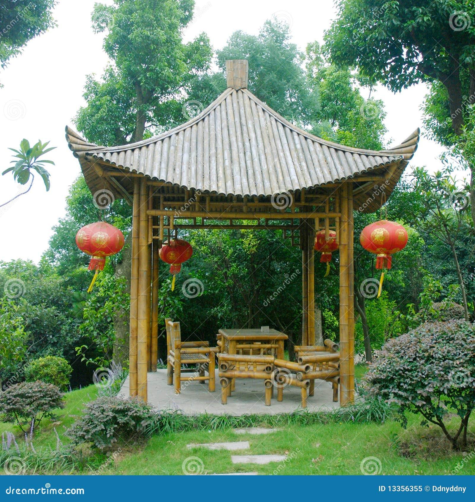 Kiosk stock image image of nature background chair - Kiosque de jardin en bois pas cher ...