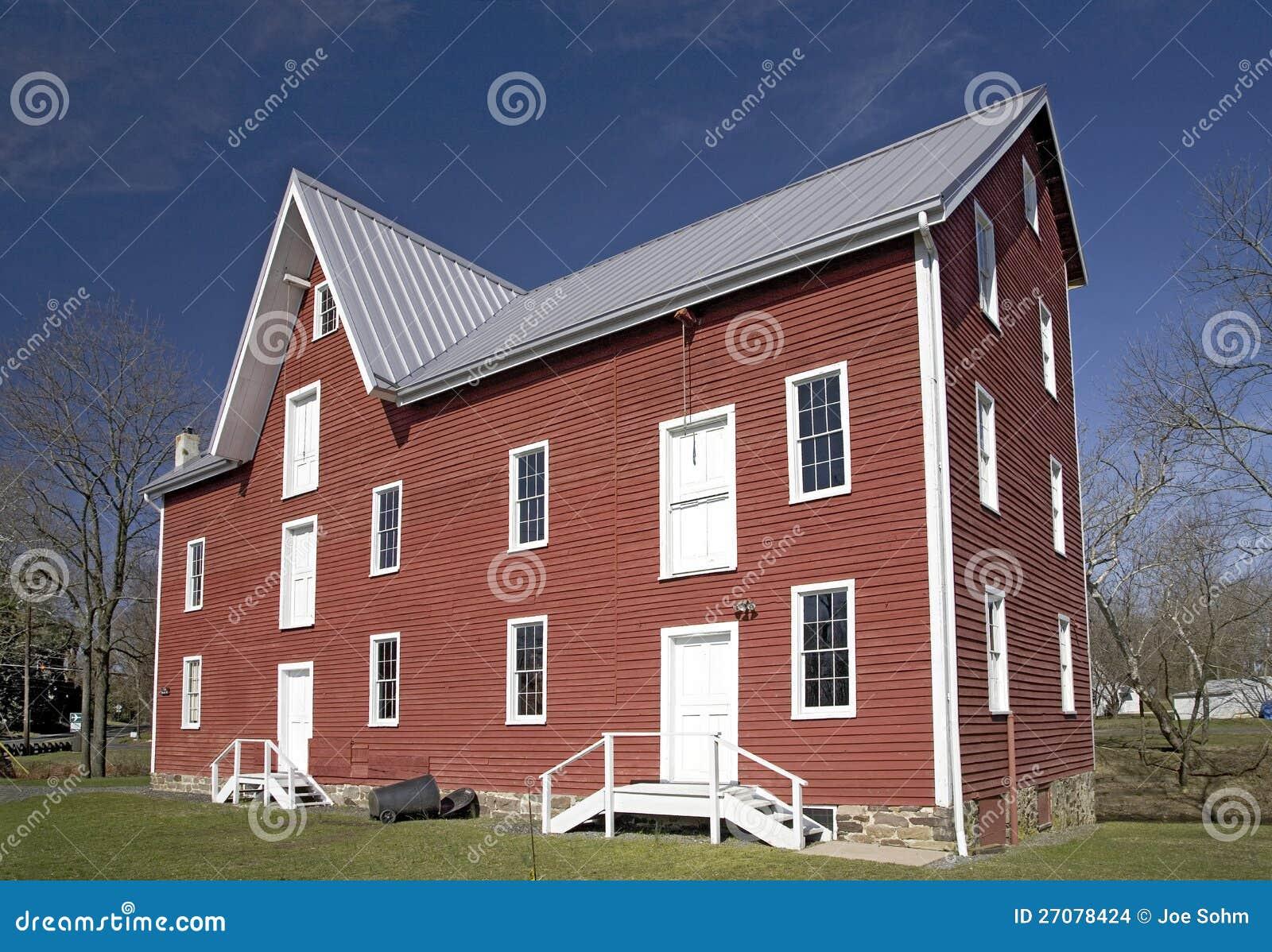Kirby Mill histórico,